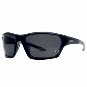 Oakland Raiders Lateral Sunglasses - Click to enlarge