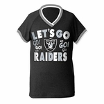 Oakland Raiders Let's Go Tee