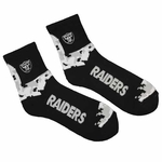 Oakland Raiders Light Camo Sock 9-11