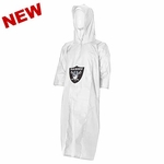 Oakland Raiders Lightweight Team Poncho
