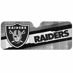 Oakland Raiders Logo Auto Sun Shade