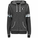 Oakland Raiders Majestic Athletic Tradition Hood