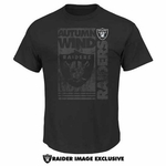 Oakland Raiders Majestic Autumn Wind III Tee