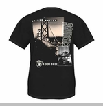 Oakland Raiders Majestic Back Duo III Tee