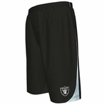 Oakland Raiders Majestic Classic Team Short