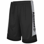 Oakland Raiders Majestic Defiant Performance Shorts