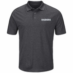 Oakland Raiders Majestic Endless Flow Polo
