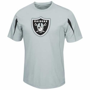 Oakland Raiders Majestic Fanfare VII Tee - Click to enlarge