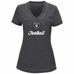 Oakland Raiders Majestic Game Day Tee