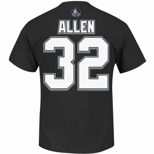 Oakland Raiders Majestic Marcus Allen Eligible Receiver Tee - Click to enlarge