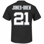Oakland Raiders Majestic Maurice Jones-Drew Eligible Receiver III Tee