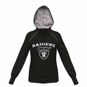 Oakland Raiders Majestic Pre-Season Favorite IV Hood - Click to enlarge
