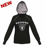 Oakland Raiders Majestic Pre-Season Favorite IV Hood