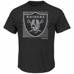 Oakland Raiders Majestic Right Direction Tee
