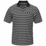 Oakland Raiders Majestic Swift Attack Polo