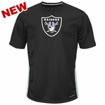Oakland Raiders Majestic To The Limits Tee