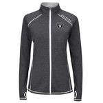 Oakland Raiders Majestic Women's Dream Of Victory Jacket