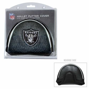 Raiders Mallet Putter Cover - Click to enlarge
