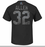 Oakland Raiders Marcus Allen Hall of Fame Tee