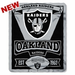 Oakland Raiders Marque Throw