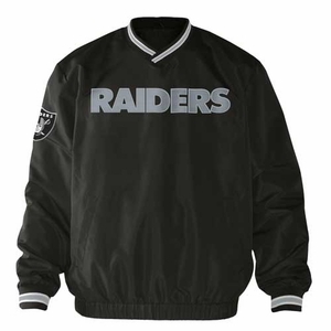 Oakland Raiders Match-Up Pullover - Click to enlarge