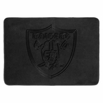 Oakland Raiders Memory Foam Rug