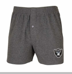 Oakland Raiders Mens Grassroots Boxers