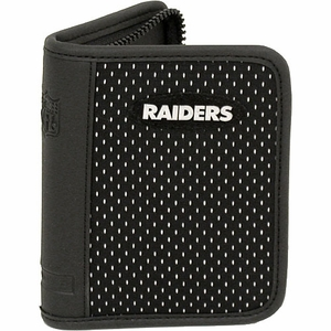 Oakland Raiders Mesh Palm Pilot Case - Click to enlarge