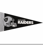 Oakland Raiders Mini Pennant