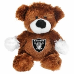 Oakland Raiders Mini Plush Bear