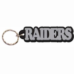 Oakland Raiders Mirror Keychain