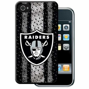 Oakland Raiders Mobile Phone Case - Click to enlarge