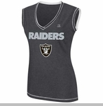 Oakland Raiders My Crush Top