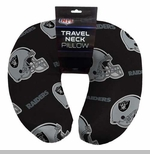 Oakland Raiders Neck Pillow
