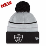 Oakland Raiders New Era 2014 Thanksgiving Knit Hat