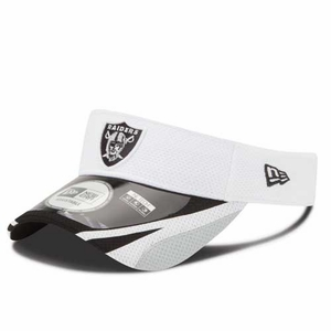 Oakland Raiders New Era 2014 Training Camp Visor - Click to enlarge
