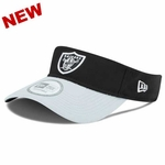 Oakland Raiders New Era 2015 Sideline Visor