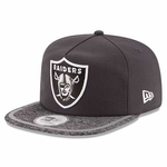 Oakland Raiders New Era 2016 A-Frame Training Camp Cap
