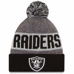 Oakland Raiders New Era 2016 Official Sport Knit
