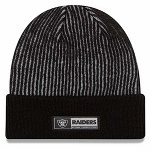 Oakland Raiders New Era 2016 Official Tech Knit - Click to enlarge