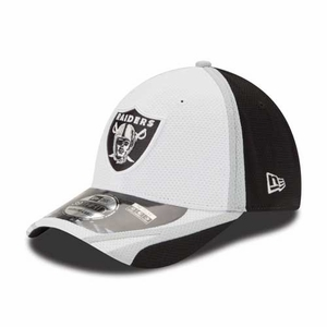 Oakland Raiders New Era 39Thirty 2014 Kids Training Camp Cap - Click to enlarge