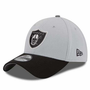 Oakland Raiders New Era 39Thirty 2014 Thanksgiving Cap - Click to enlarge