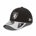 Oakland Raiders New Era 39Thirty 2015 Draft Cap