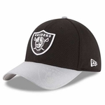 Oakland Raiders New Era 39Thirty 2016 Sideline Cap