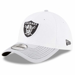 Raiders New Era 39Thirty 2T Rapid Cap