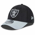 Oakland Raiders New Era 39Thirty Change Up Cap