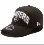 Oakland Raiders New Era 39Thirty Draft Cap
