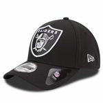 Oakland Raiders New Era 39Thirty Mighty Classic Cap