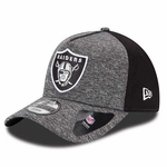 Oakland Raiders New Era 39Thirty Night Gamer Cap
