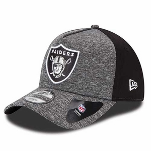 Oakland Raiders New Era 39Thirty Night Gamer Cap - Click to enlarge